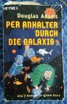 """Rezension: """"Per Anhalter durch die Galaxis"""" von Douglas Adams"""