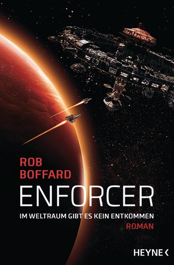 "Rezension: ""Enforcer"" von Rob Boffard"