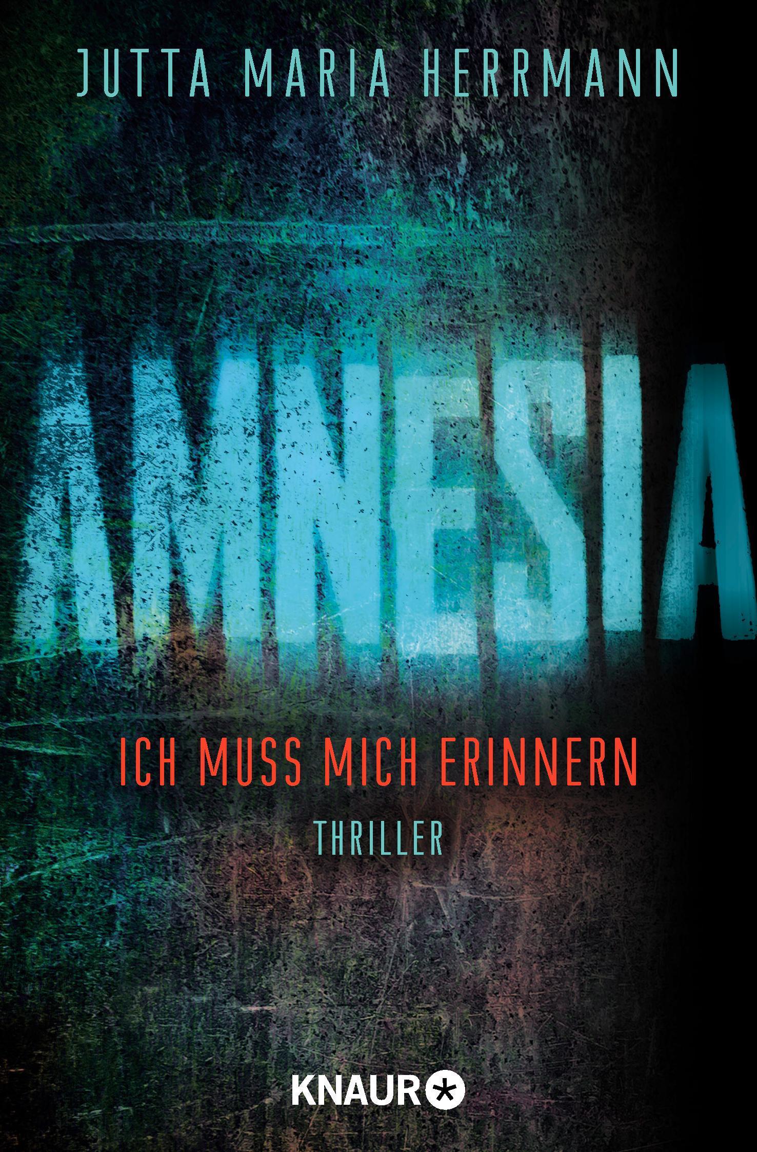 "Rezension: ""Amnesia"" von Jutta Maria Herrmann"