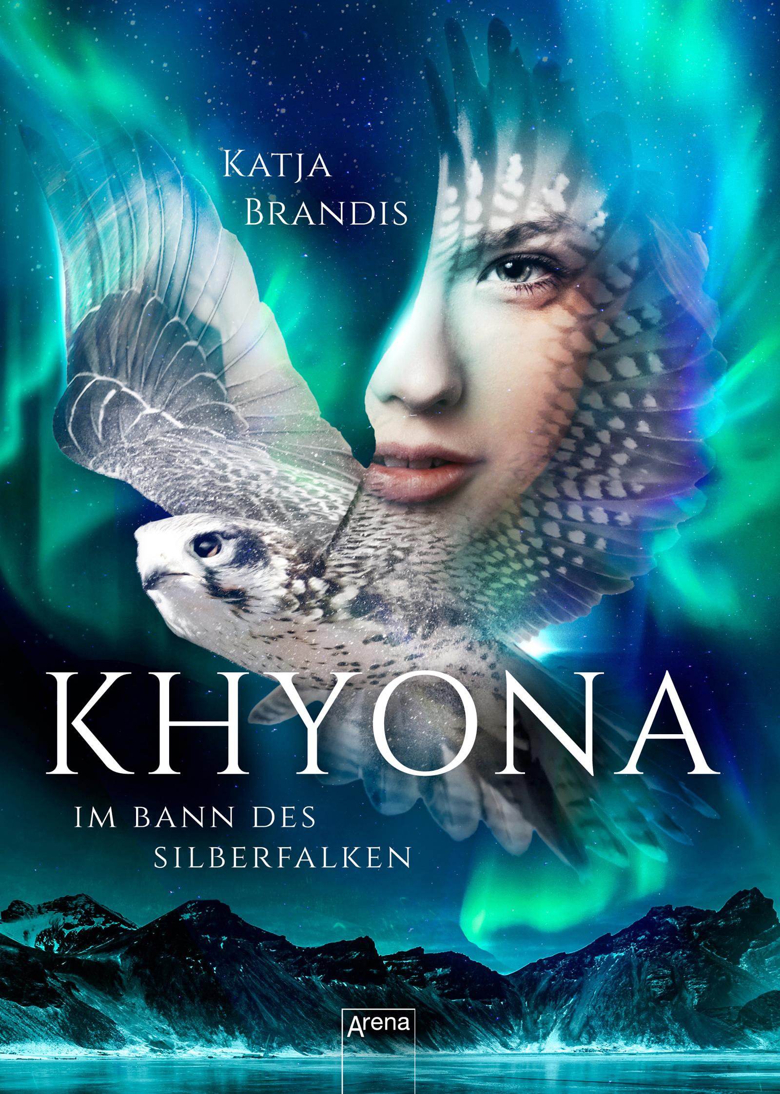 "Rezension: ""Khyona - Im Bann des Silberfalken"" von Katja Brandis, (1. Band)"