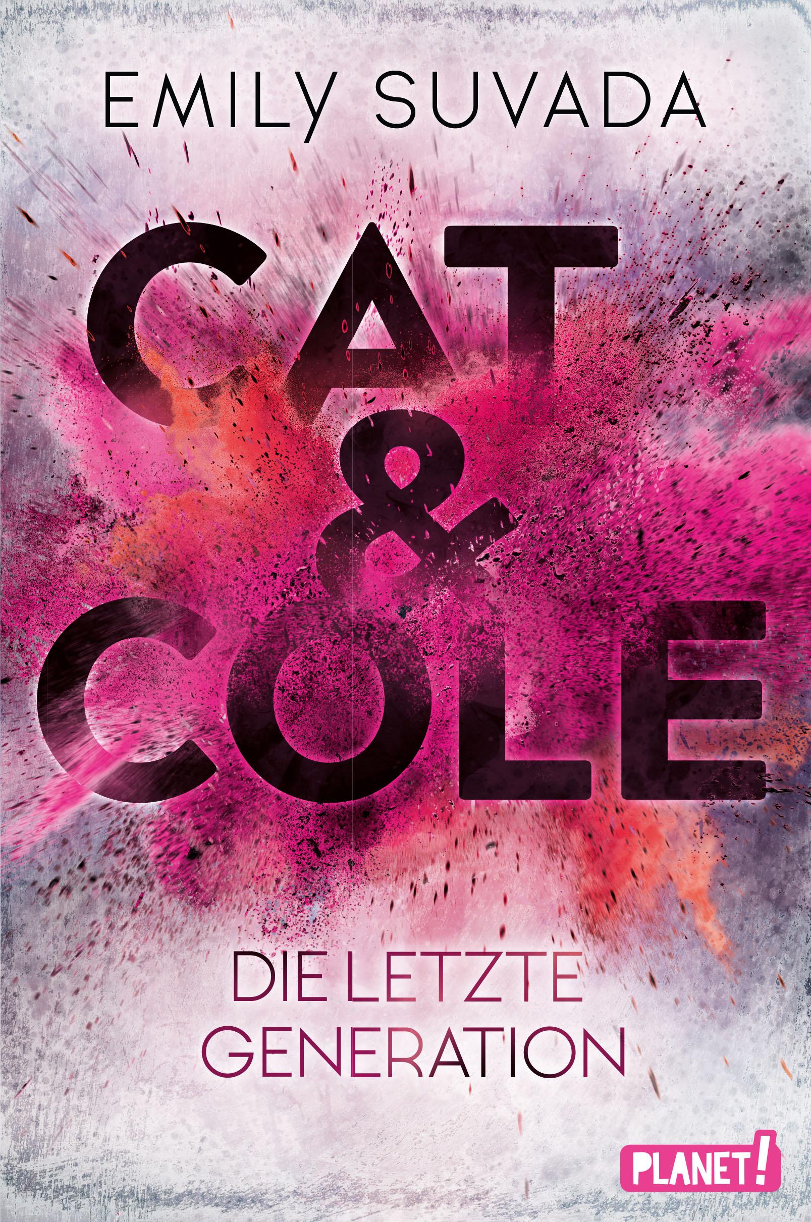 """Rezension: """"Cat & Cole - Die letzte Generation"""" von Emily Suvada"""