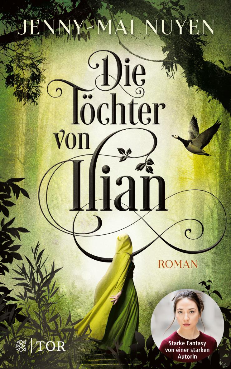 """Rezension: """"Die Töchter von Ilian"""" von Jenny-Mai Nuyen"""