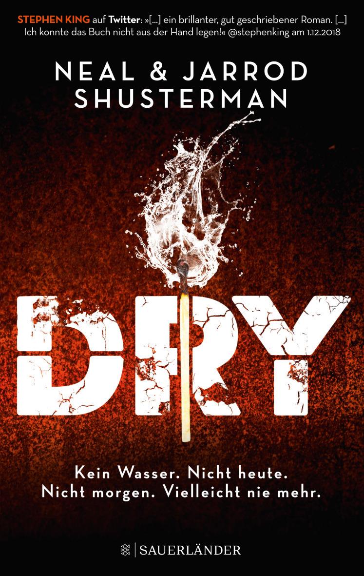 "Rezension: ""Dry"" von Neal Shusterman und Jarrod Shusterman"