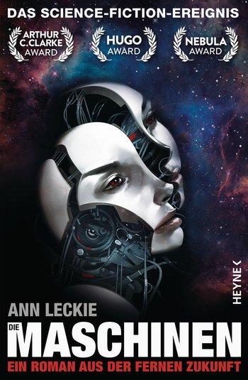 """Rezension: """"Die Maschinen"""" von Ann Leckie"""