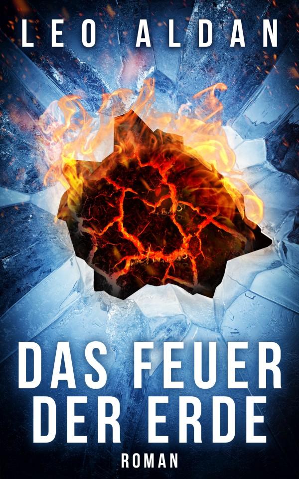 """Rezension: """"Das Feuer der Erde"""" von Leo Aldan"""