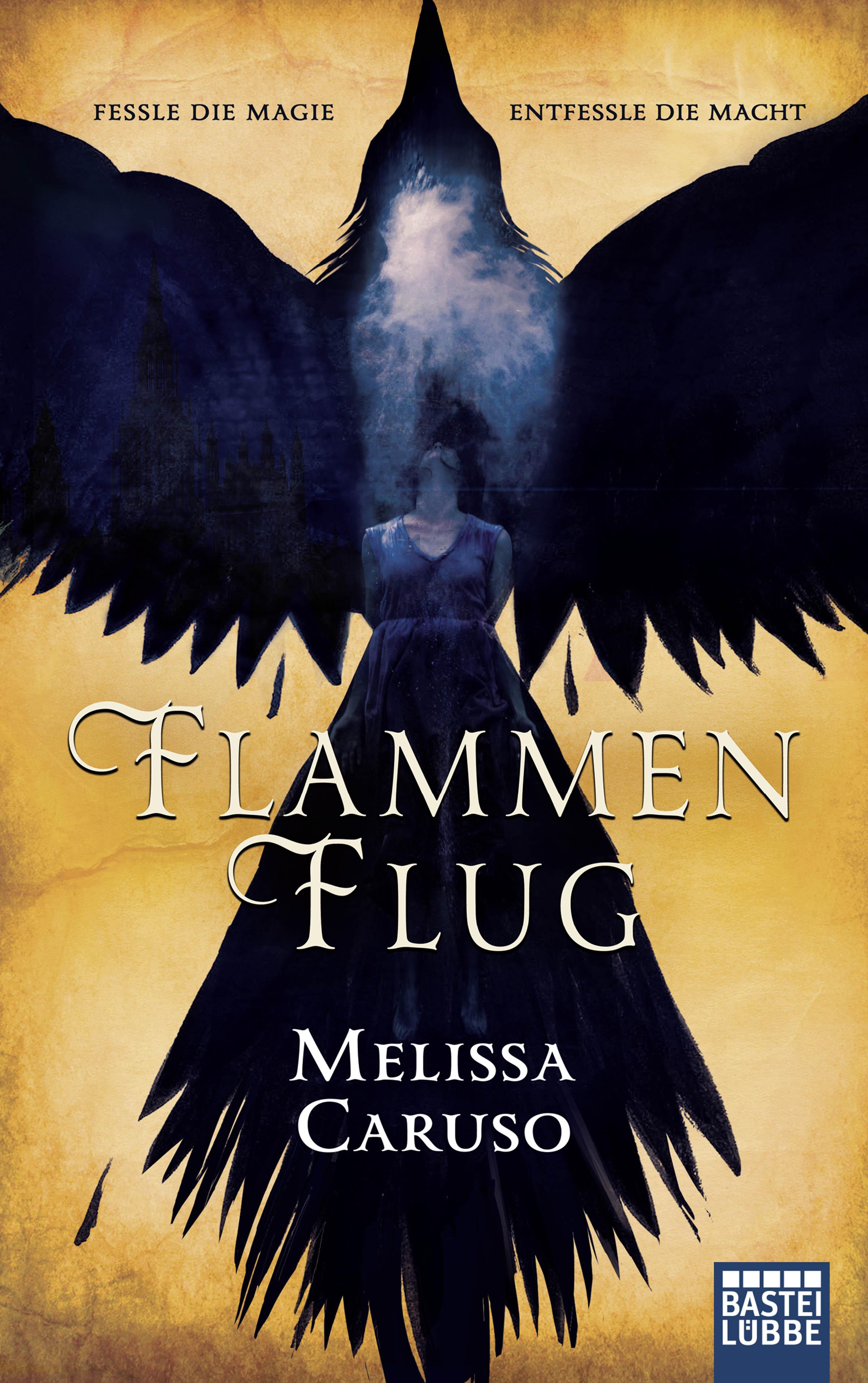 """Rezension: """"Flammenflug"""" von Melissa Caruso, (1. Band)"""