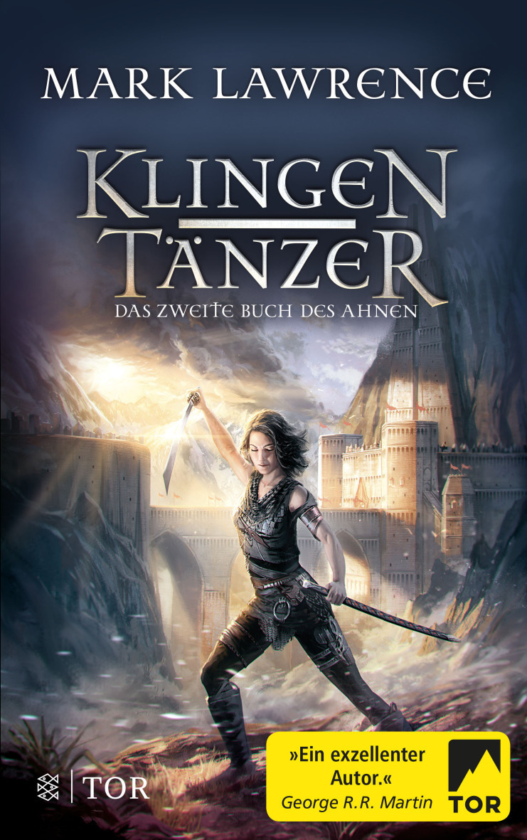"Rezension: ""Klingentänzer"" von Mark Lawrence, (2. Band)"