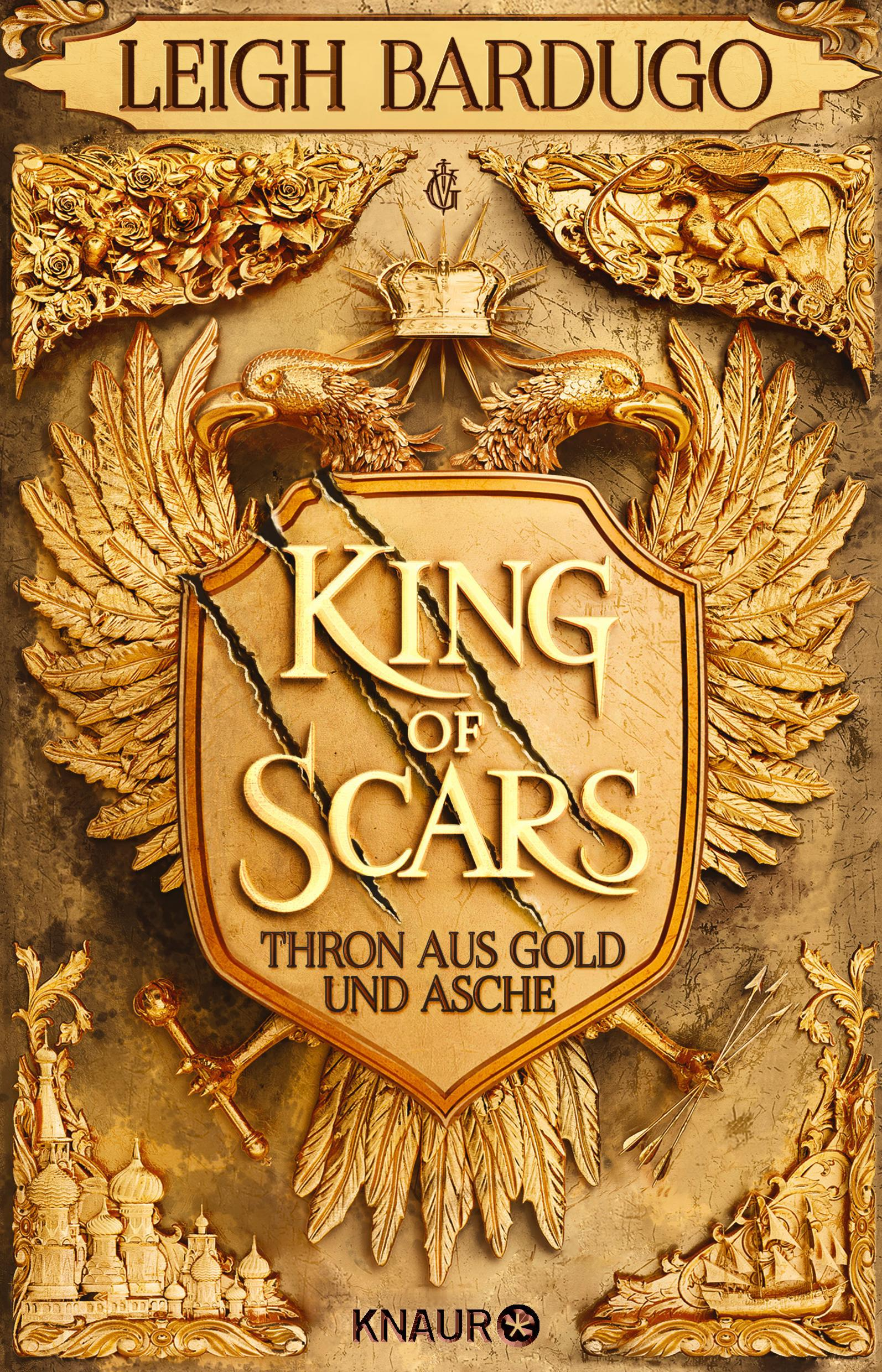 "Rezension: ""King of Scars"" von Leigh Bardugo"