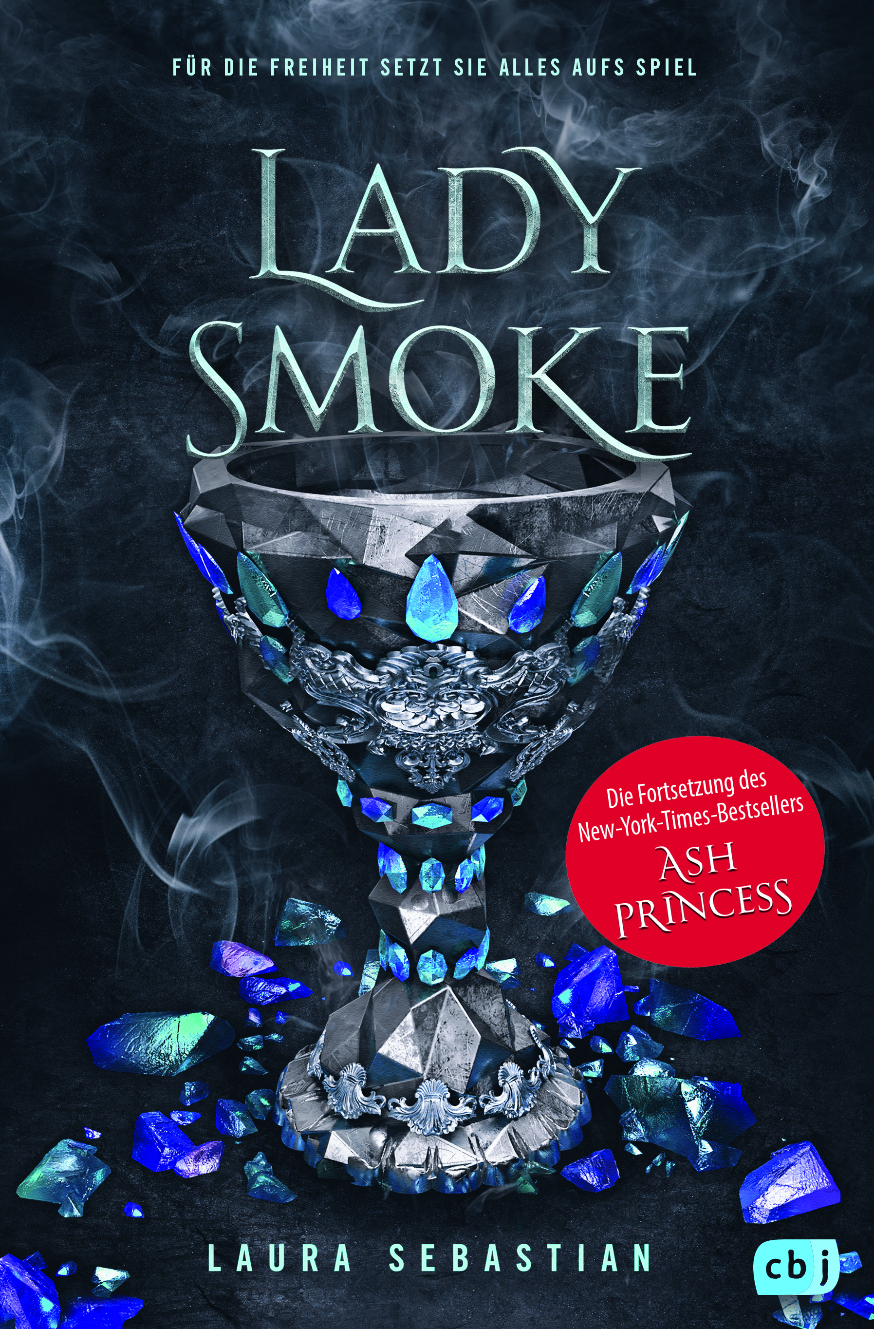 "Rezension: ""Lady Smoke"" von Laura Sebastian, (2. Band)"