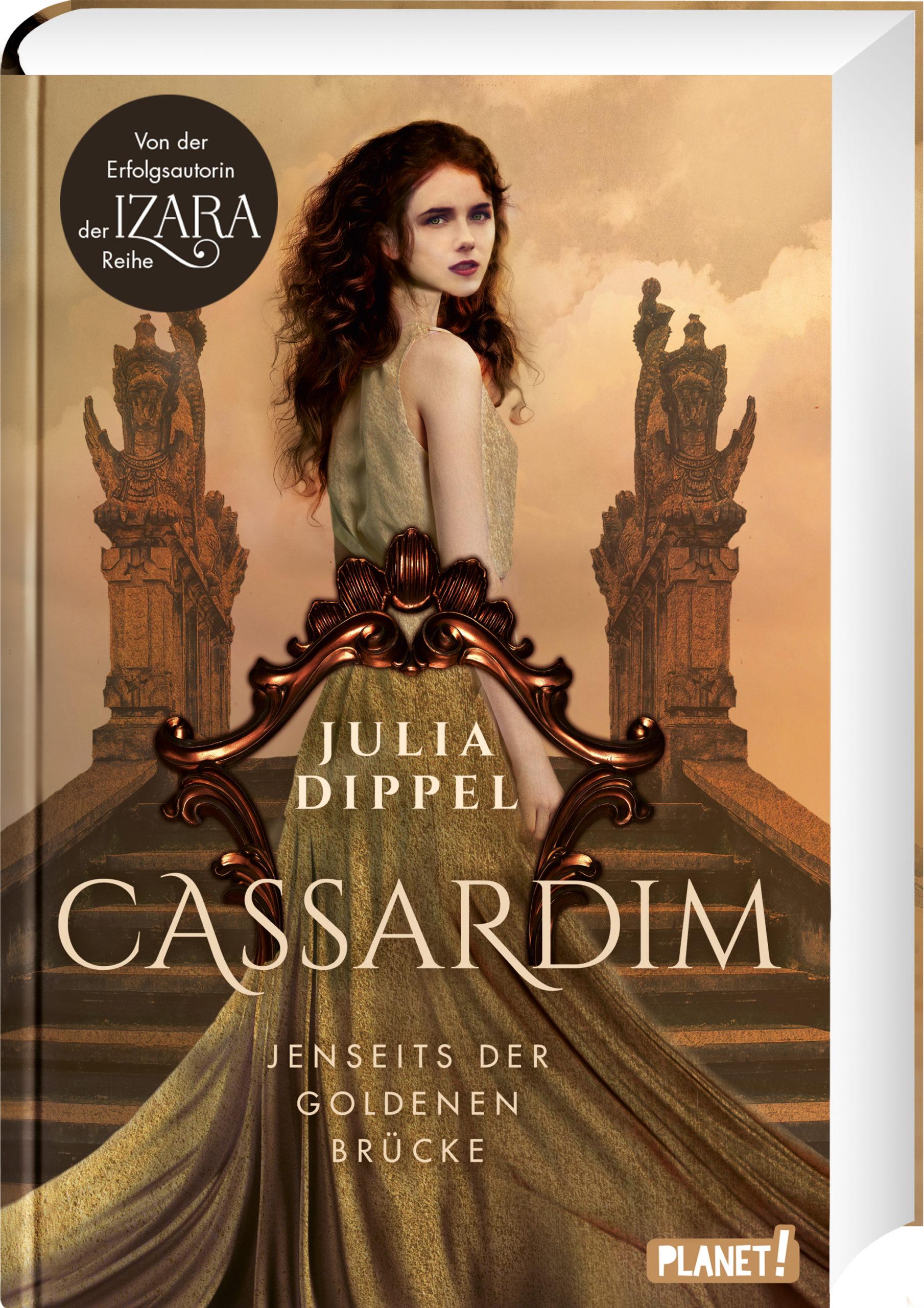 """Rezension: """"Cassardim - Jenseits der goldenen Brücke"""" von Julia Dippel, (1. Band)"""