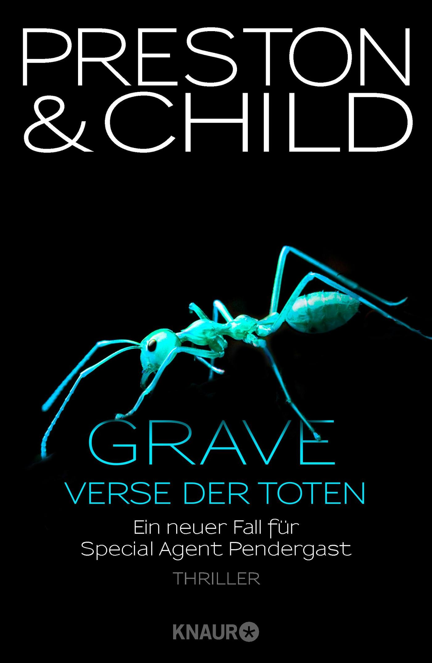 "Rezension: ""Grave - Verse der Toten"" von Douglas Preston u. Lincoln Child, (18. Band)"