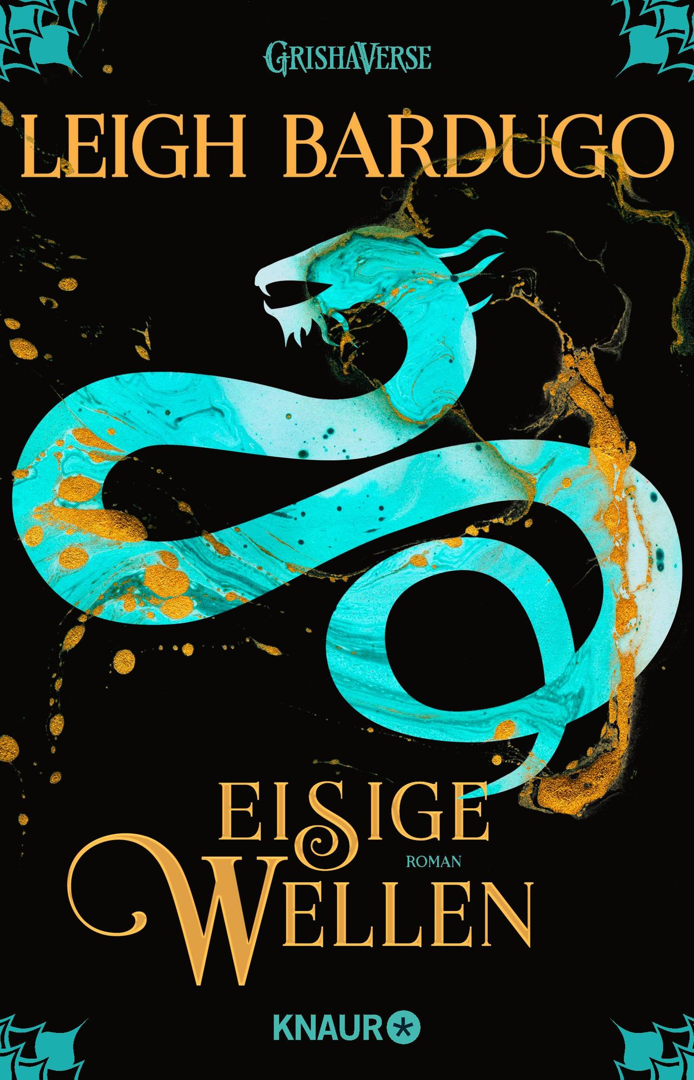 "Rezension: ""Eisige Wellen"" von Leigh Bardugo, (2. Band)"