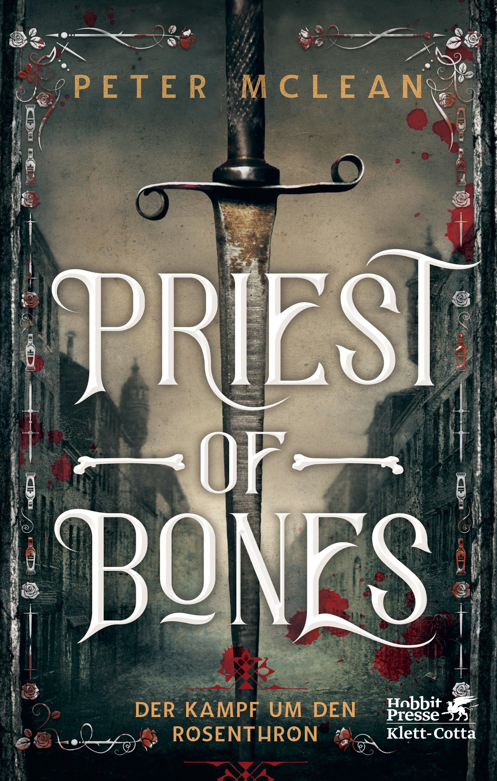 "Rezension: ""Priest of Bones"" von Peter McLean, (1. Band)"