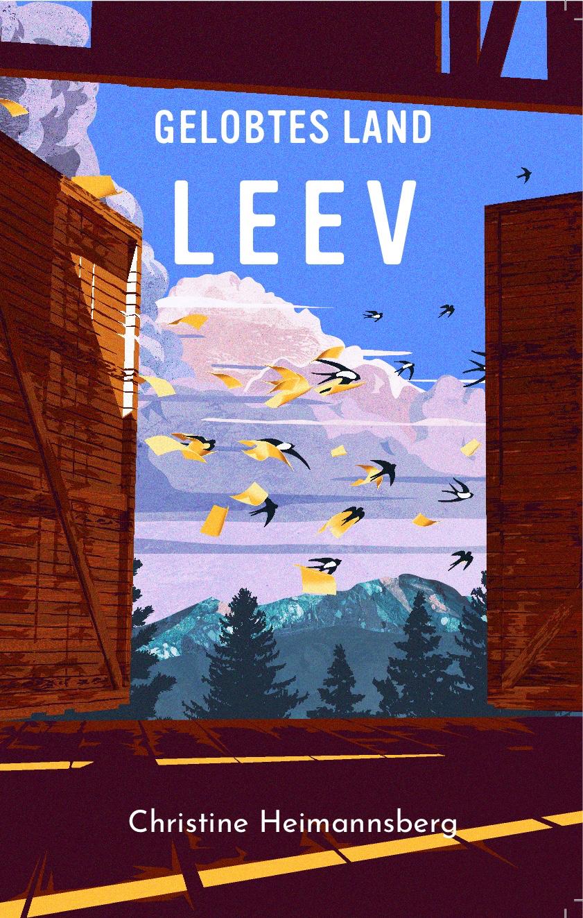 """Rezension: """"Gelobtes Land - Leev"""" von Christine Heimannsberg, (3. Band)"""
