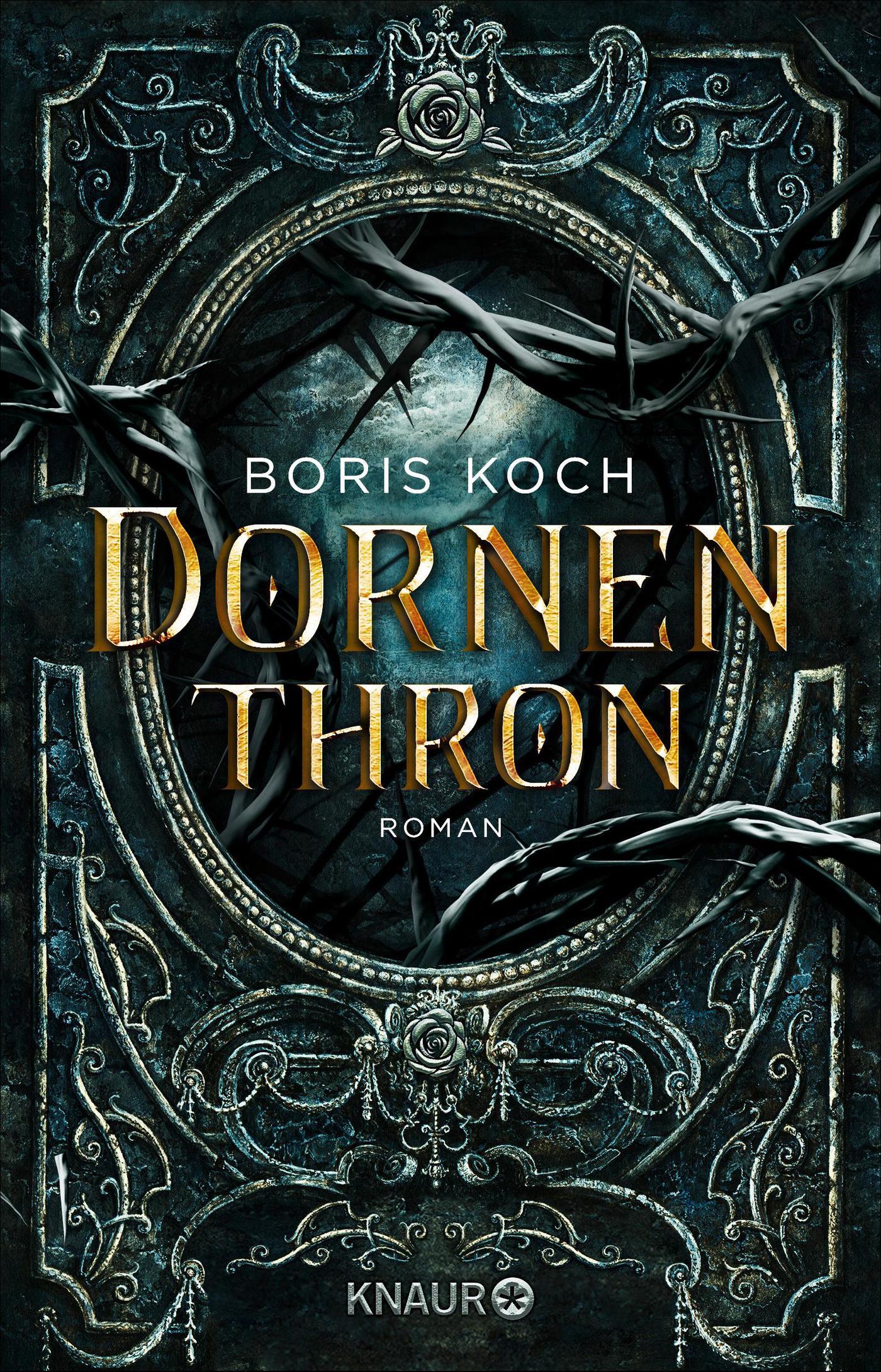 """Rezension: """"Dornenthron"""" von Boris Koch, (1. Band)"""