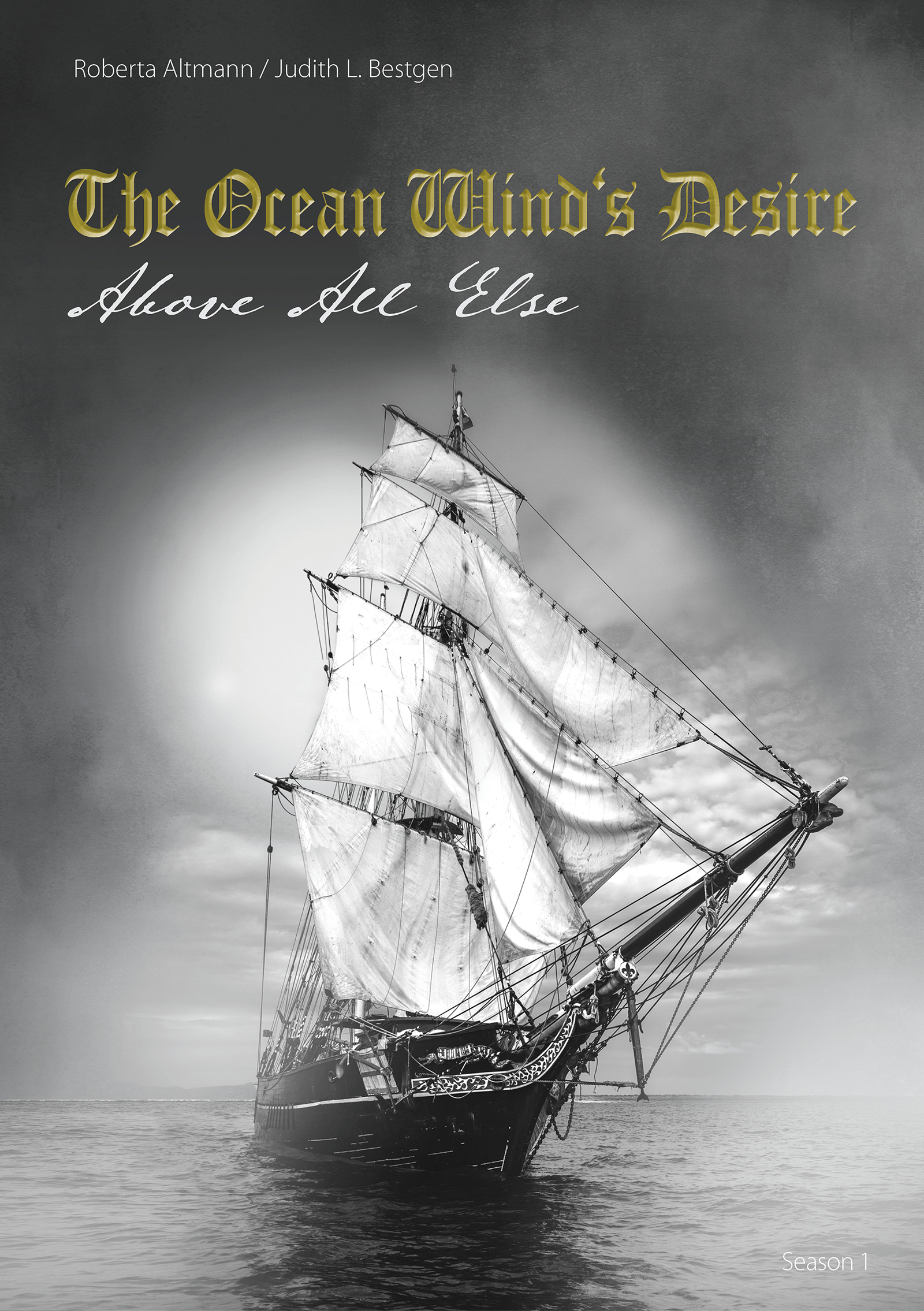 "Rezension: ""The Ocean Wind's Desire"" von Roberta Altmann und Judith L. Bestgen, (1. Band)"
