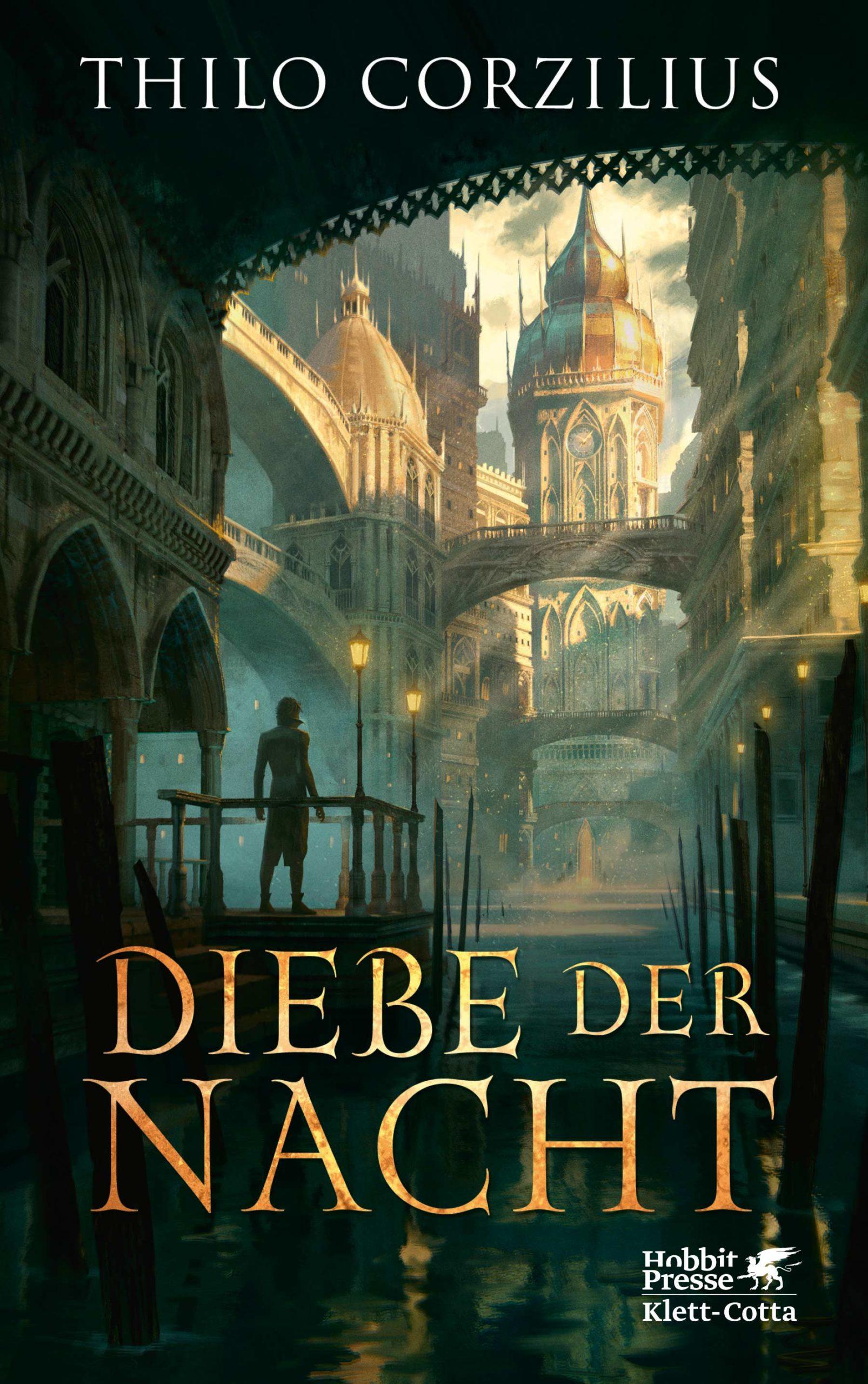 """Rezension: """"Diebe der Nacht"""" von Thilo Corzilius"""