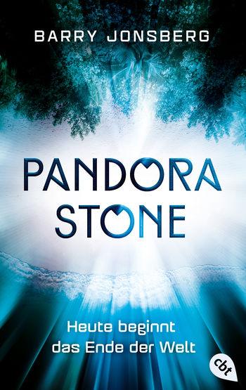 """Rezension: """"Pandora Stone - Heute beginnt das Ende der Welt"""" von Barry Jonsberg"""