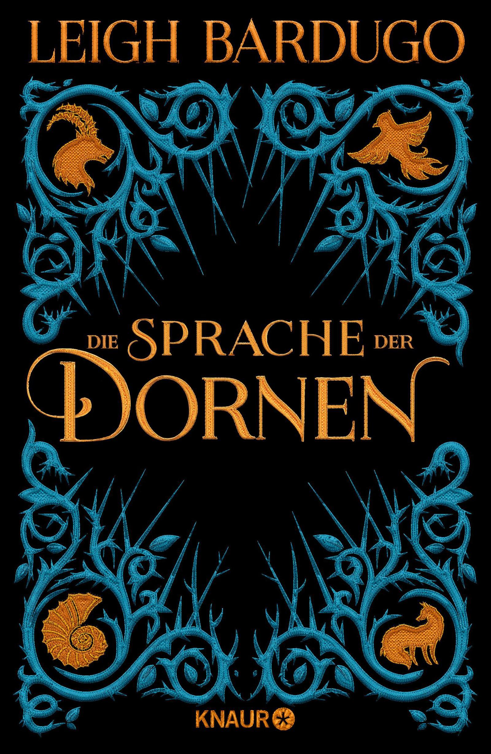 """Rezension: """"Die Sprache der Dornen"""" von Leigh Bardugo"""