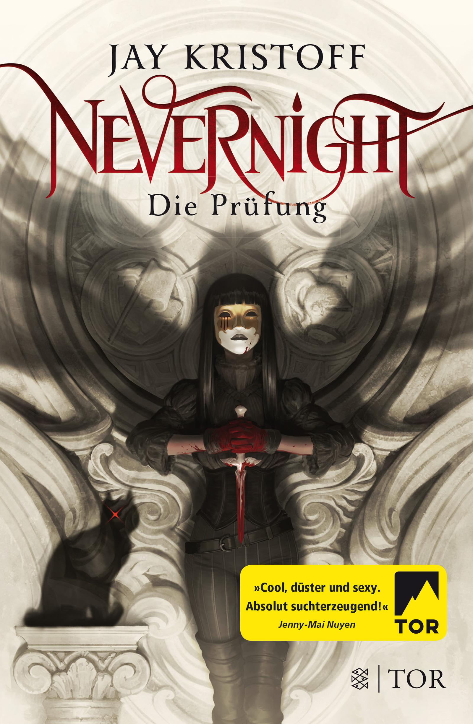 """Rezension: """"Nevernight - Die Prüfung"""" von Jay Kristoff, (1. Band)"""