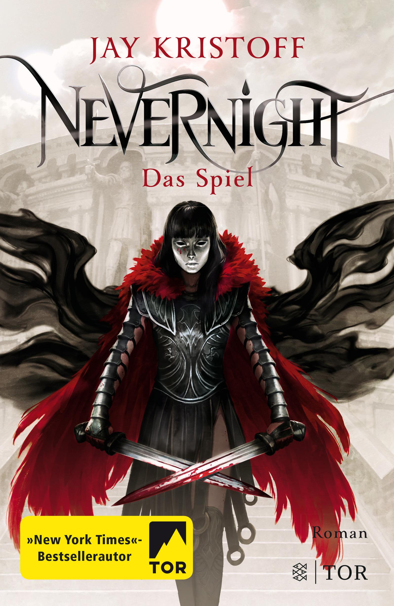 """Rezension: """"Nevernight - Das Spiel"""" von Jay Kristoff, (2. Band)"""