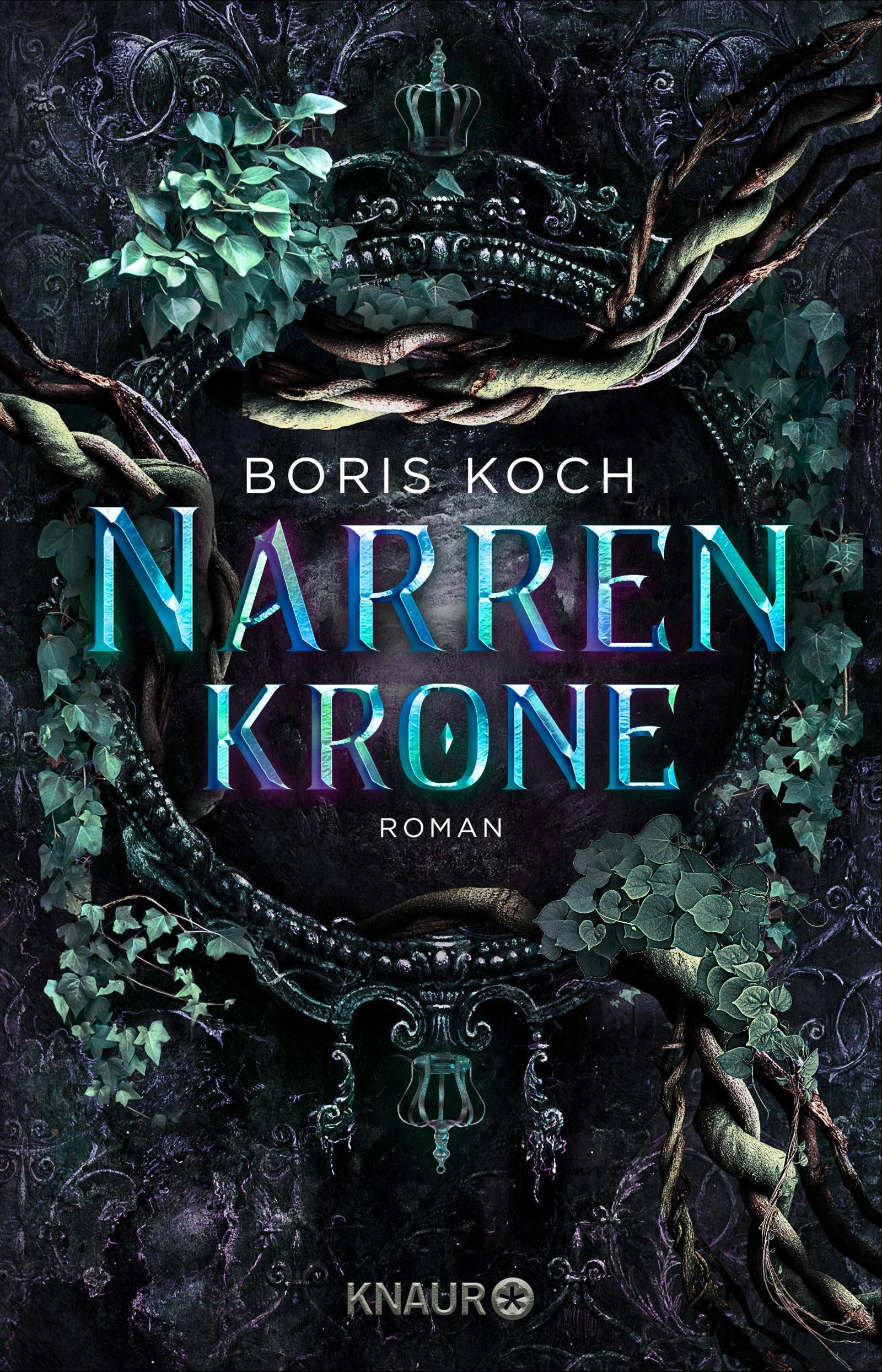 "Rezension: ""Narrenkrone"" von Boris Koch, (2. Band)"