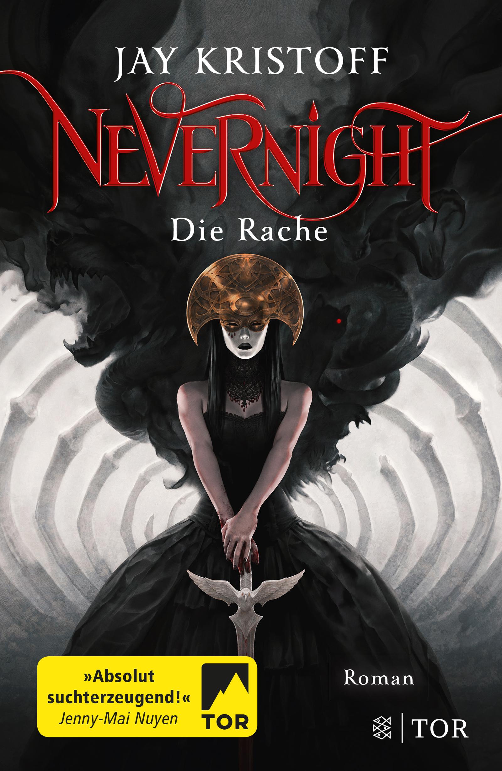 """Rezension: """"Nevernight - Die Rache"""" von Jay Kristoff, (3. Band)"""