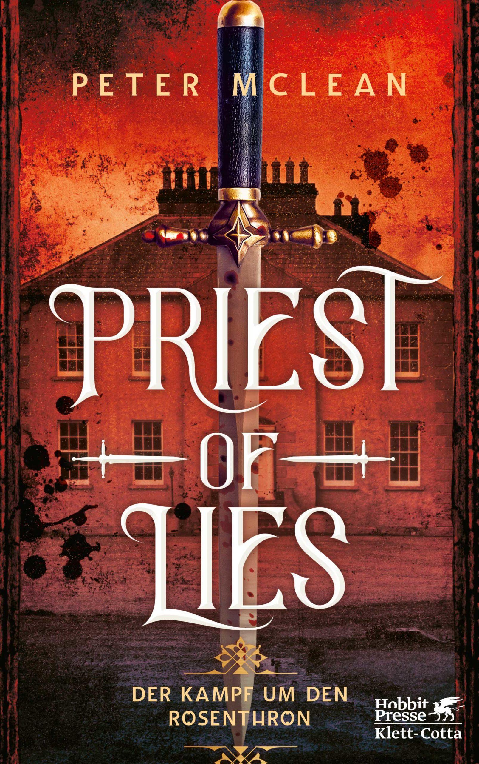 "Rezension: ""Priest of Lies"" von Peter McLean, (2. Band)"