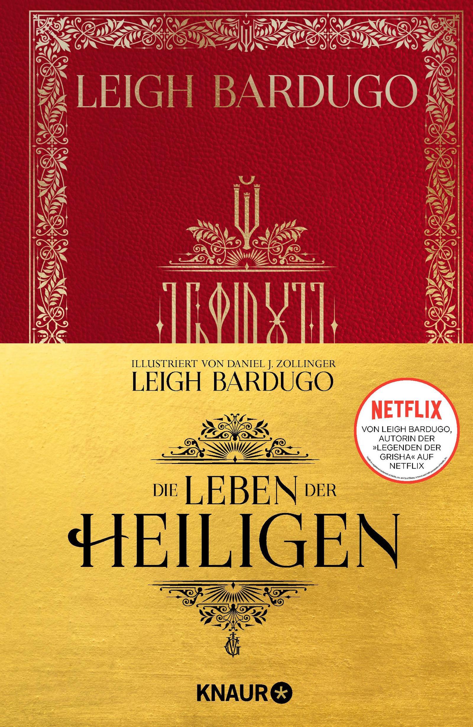 """Rezension: """"Die Leben der Heiligen"""" von Leigh Bardugo, (Kurzgeschichten)"""